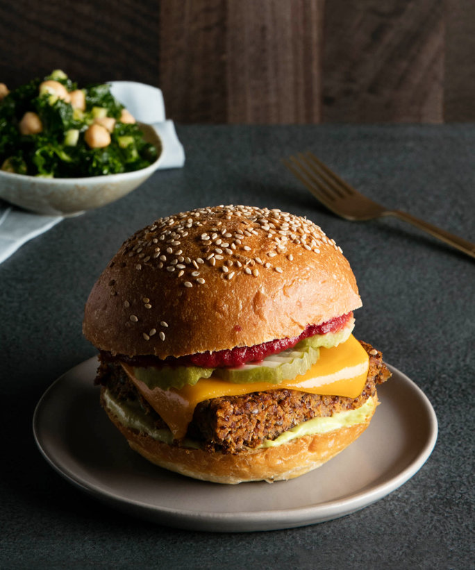 Maple Keeps Selling Out of This Burger—Get the Recipe
