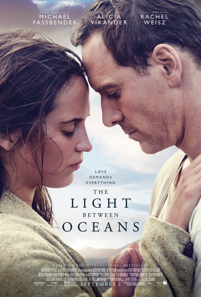 Love Blooms Both Onscreen and Off in <em>The Light Between Oceans</em>