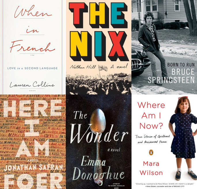 6 Books You Should Read in September 2016
