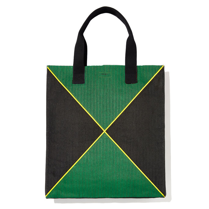 <p>Let Girls Learn Tote Benefitting the Peace Corps Let Girls Learn Fund Designed byDKNY</p>