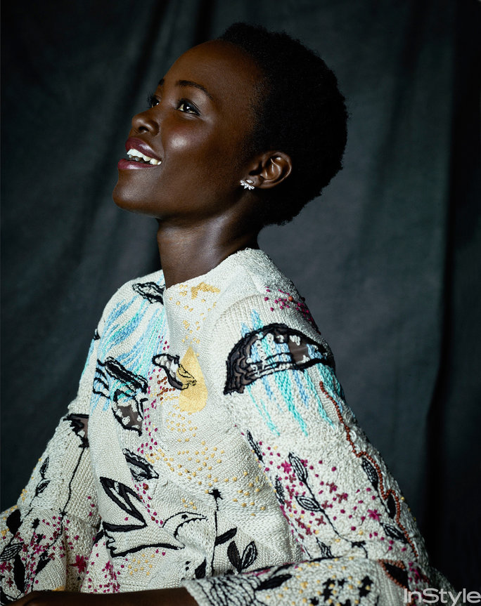 Lupita Nyong'o of Queen of Katwe