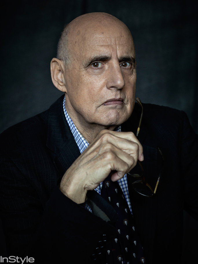 jeffrey tambor height