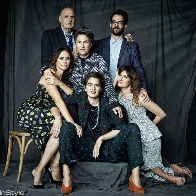 Cast of Transparent