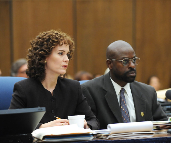 <p><strong><em>The People v. O.J. Simpson: American Crime Story</em></strong></p>