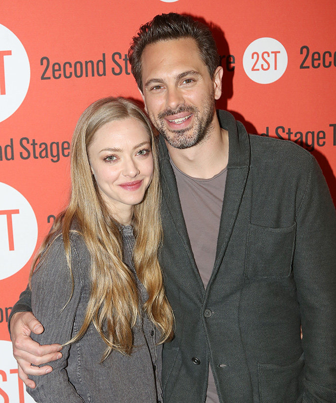 Amanda Seyfried Is Pregnant! Here's Her Stylish Baby Bump Debut