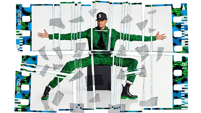 Kenzo/H&M Chance - Embed 2016