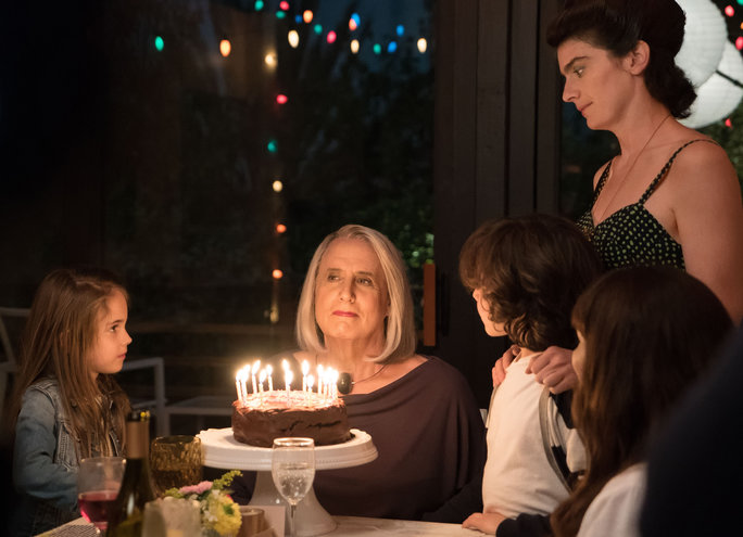 Transparent Still Tambor - Lead 2016