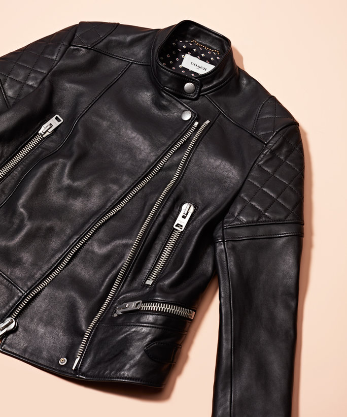 We Found 7 of the Best Black Leather Jackets Around