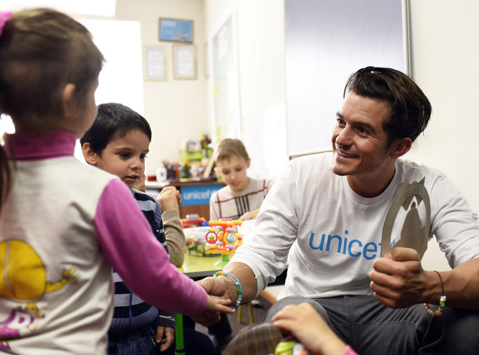 Celebrities | UNICEF USA