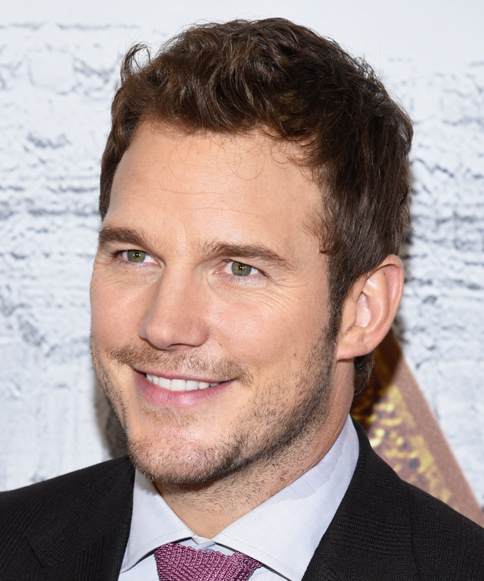<p>Chris Pratt Fit</p>