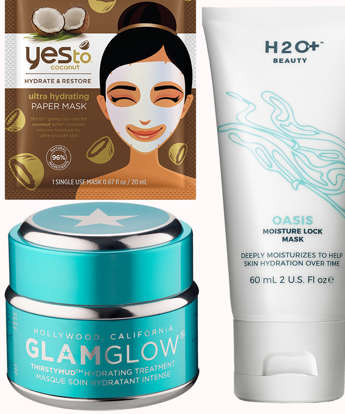 8 Moisturizing Face Masks that will Soothe Dry Skin