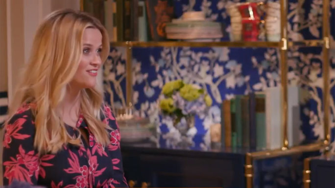 Reese Witherspoon on Today Show - Video Lead