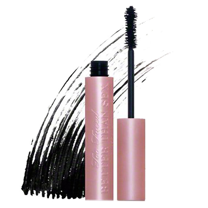 <p>Too Faced Better than Sex Mascara</p>
