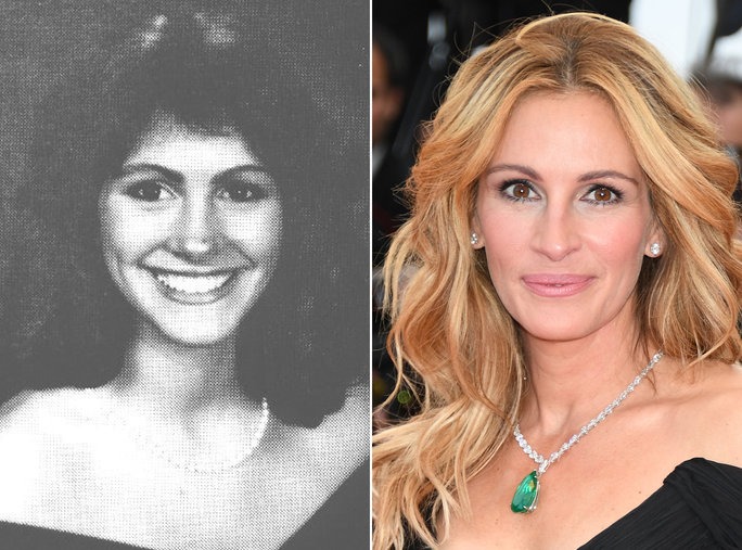 Julia Roberts's Turns 49! See Her Changing Looks Through the Years