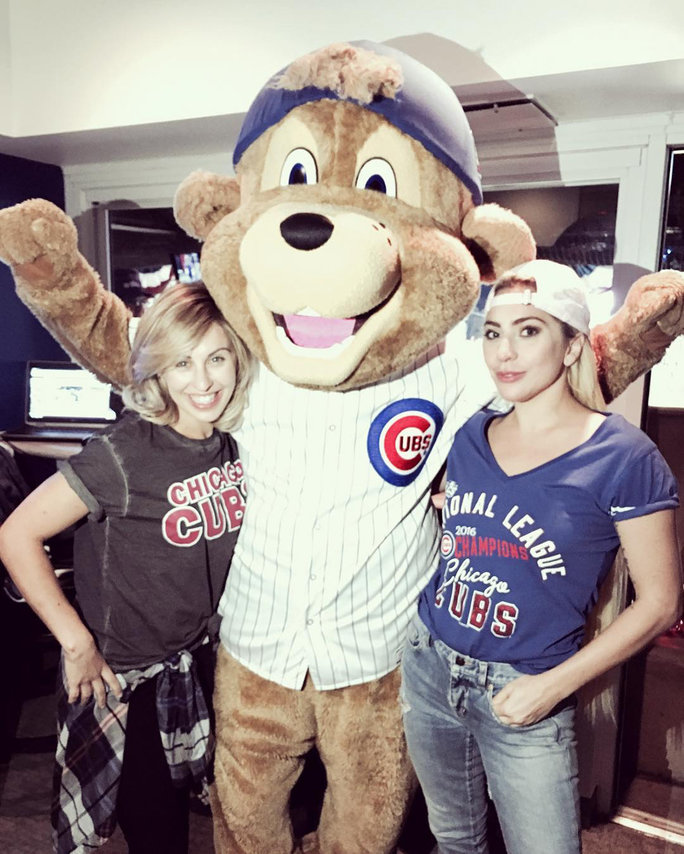 Lady Gaga: Chicago Cubs