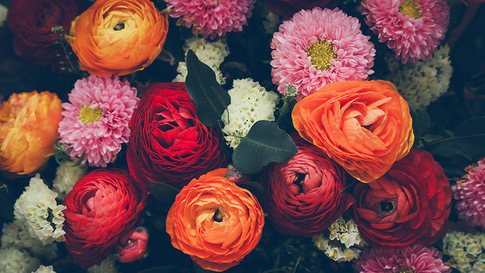 How to diy your fall wedding bouquets video instyle solutioingenieria Images