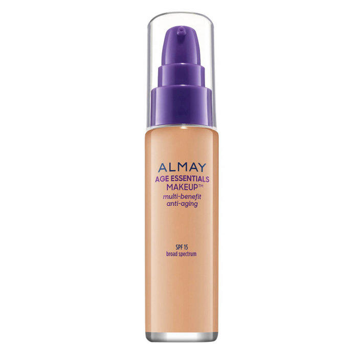 <p>Almay Age Essentials Makeup With SPF</p>