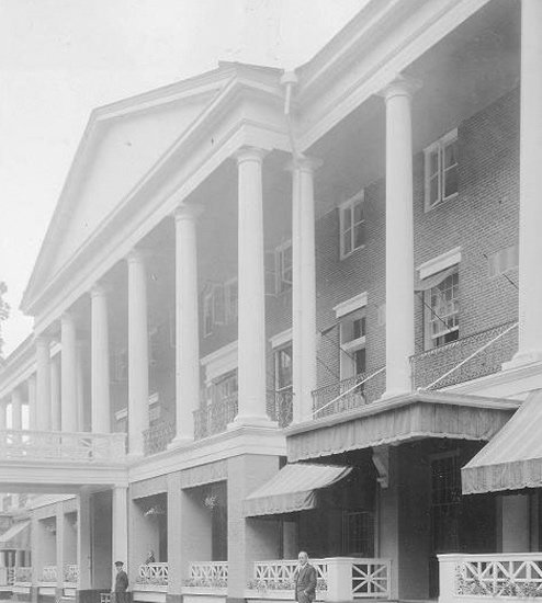 Hotels Then and Now 10