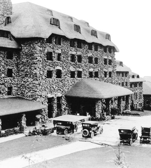 Hotels Then and Now 13