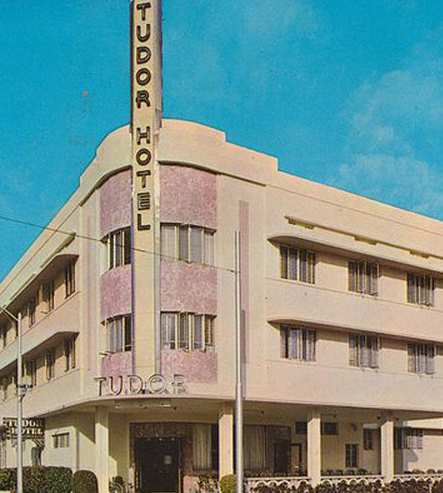 Hotels Then and Now 5