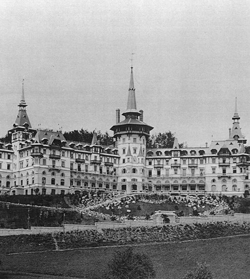 Hotels Then and Now 8