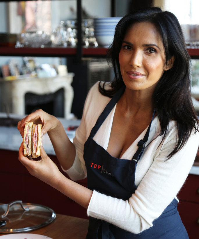 Padma Lakshmi's Sandwich Recipe - LEAD