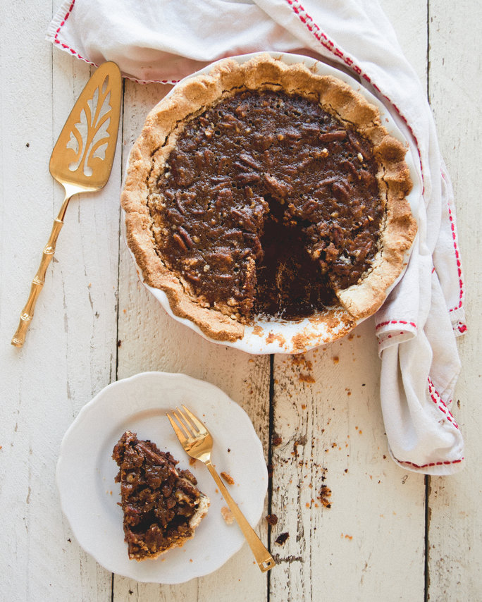 This Decadent Pecan Pie Is Paleo, Vegan, Gluten-Free, and Delicious