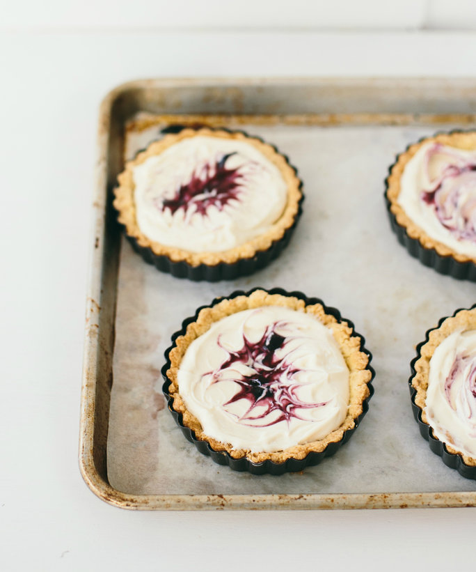 This Boozy Amaretto Tartlet Is What Dessert Dreams Are Made of