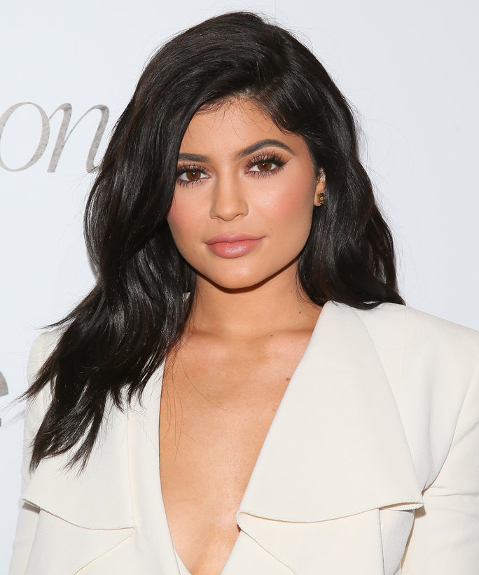 Kylie Jenner's Lingerie Looks Seriously Uncomfortable but We're Aching to Try It Ourselves