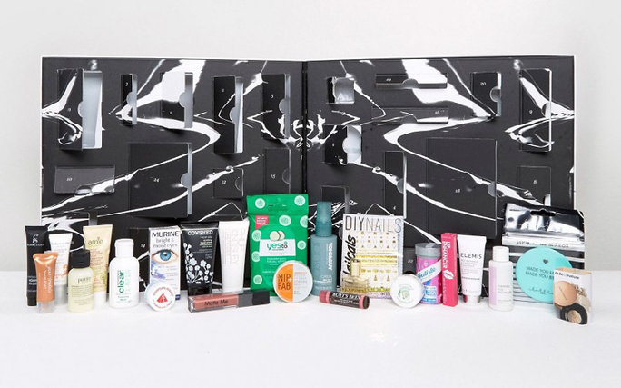 these makeup filled advent calendars are the reason for the season instyle com