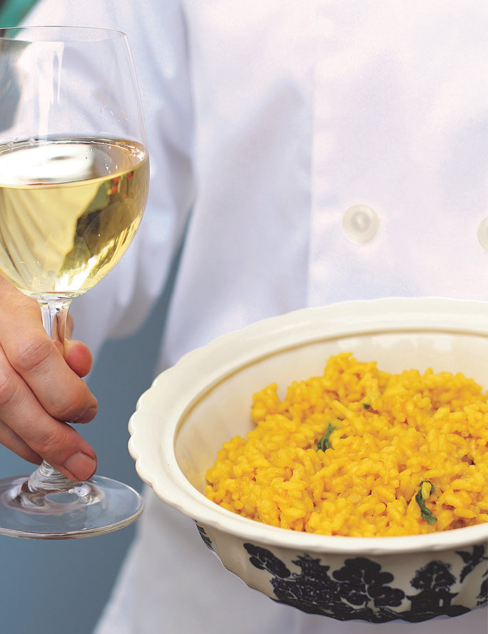 <em>Eat Like a Gilmore</em>: Here's How to Make Sookie's Magic Risotto