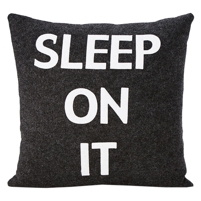 <p>Sleep On It Pillow</p>