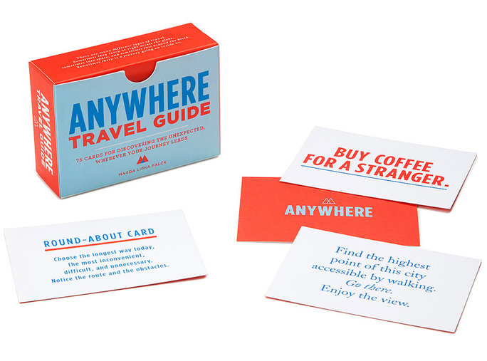 <p>Anywhere Travel Guide</p>