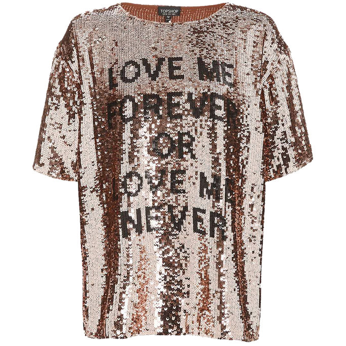 <p>Love Me Forever T-Shirt</p>
