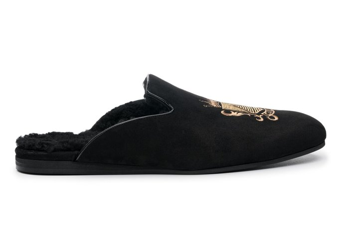 <p>Carlyle Hotel Limited Edition Slippers</p>