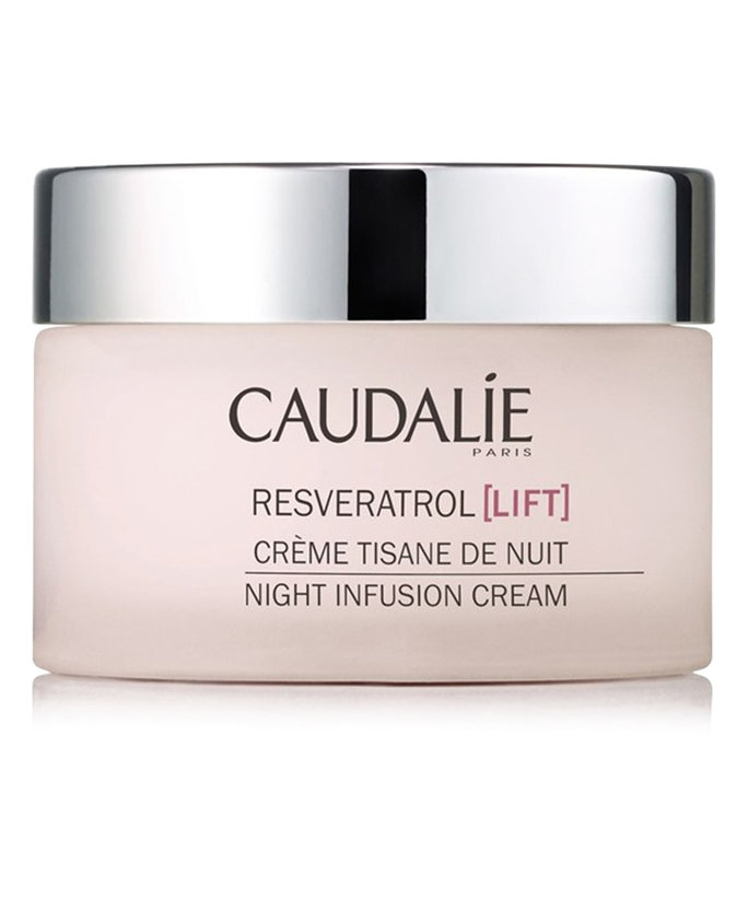 <p>Caudalie Resveratrol Lift Night Infusion Cream</p>