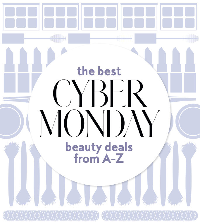 An A to Z Guide to the Best Cyber Monday Beauty Deals
