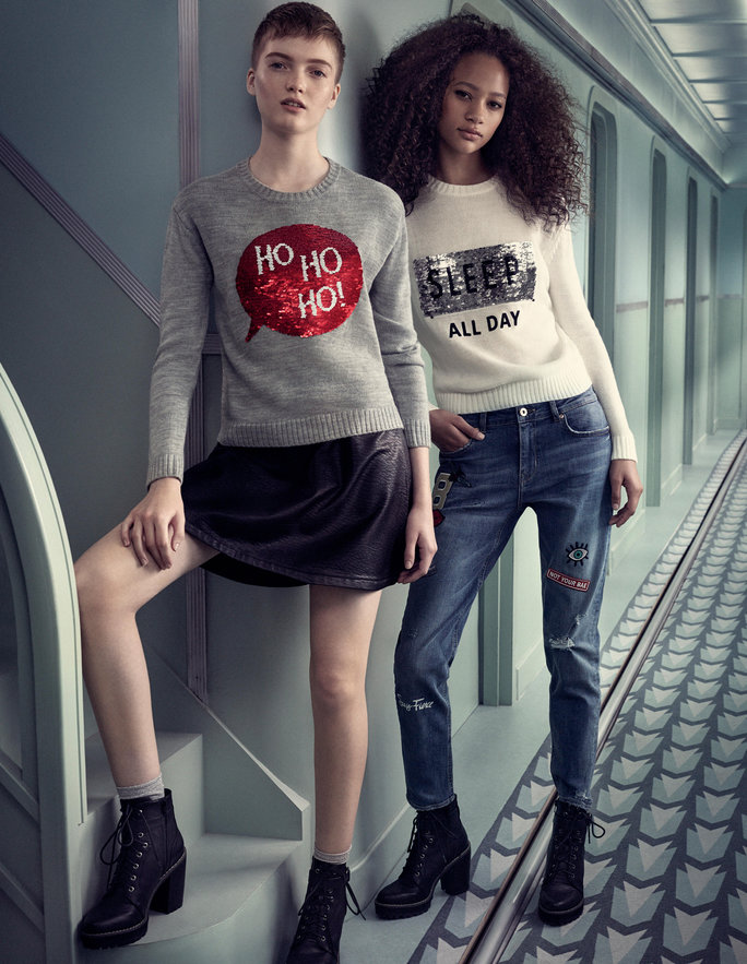 H&M Holiday Campaign 3