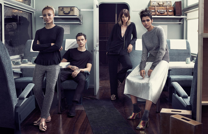 H&M Holiday Campaign 2
