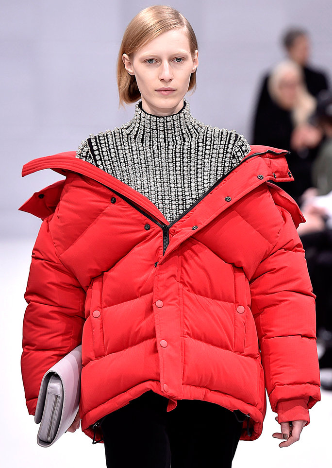 Why Everyone's Wearing a Puffer Coat This Winter