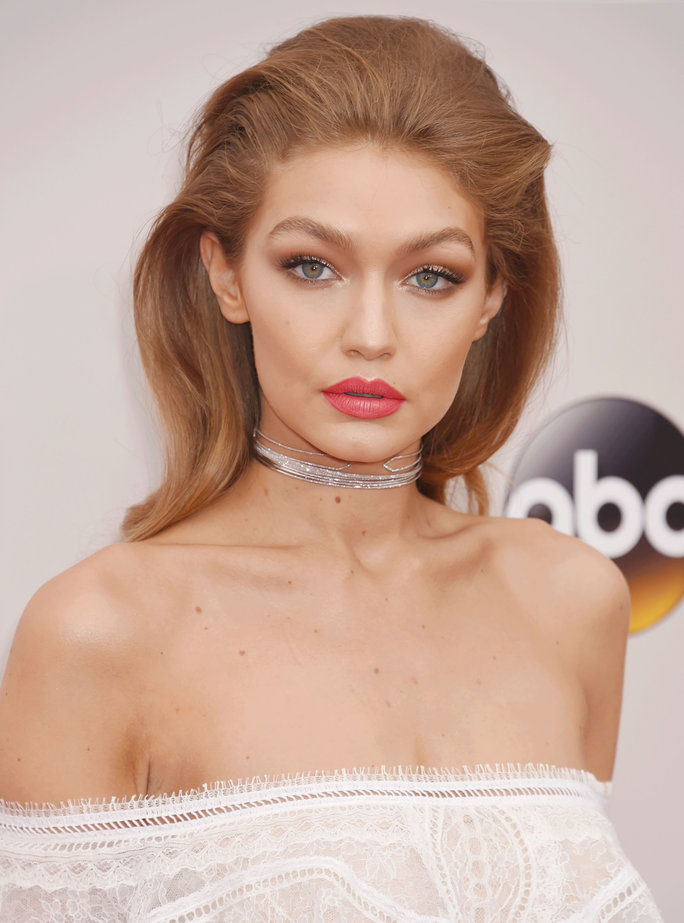 Gigi Hadid Steps Out with a Ring on <em>That</em> Finger
