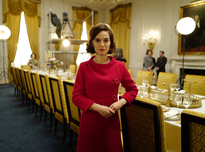<p><strong>She won an Emmy Award for her White House Tour Special</strong></p>
