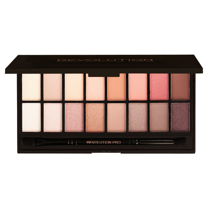 <p>Makeup Revolution New-Trals vs. Neutrals Palette</p>