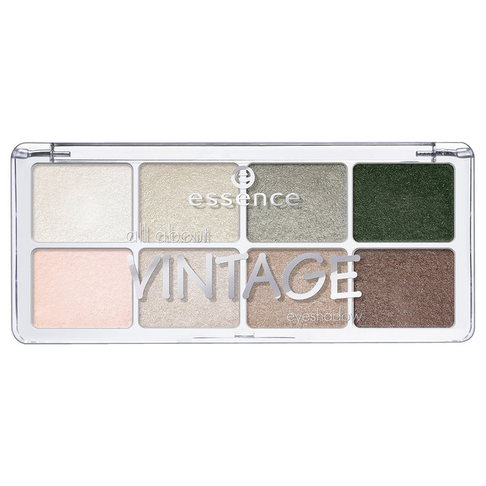 <p>Essence All About Vintage Eyeshadow Palette</p>