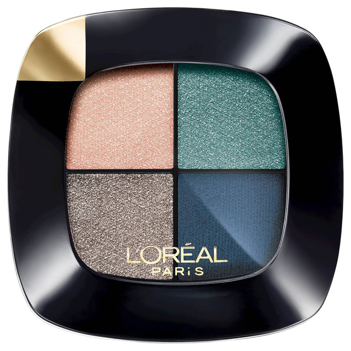 <p>L'Oreal Colour Riche Pocket Palette in Haute Hazel</p>