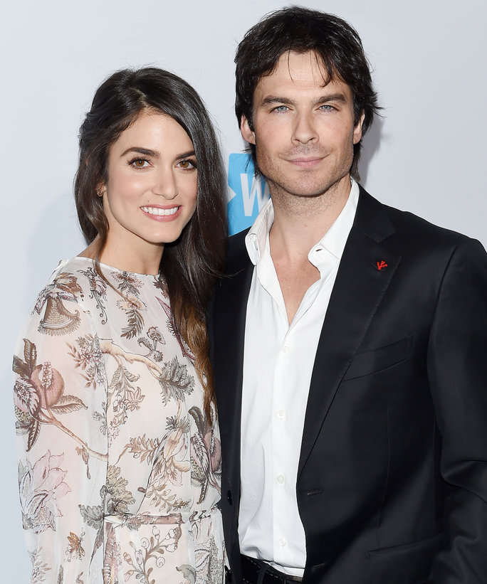 Ian Somerhalder and Nikki Reed - LEAD