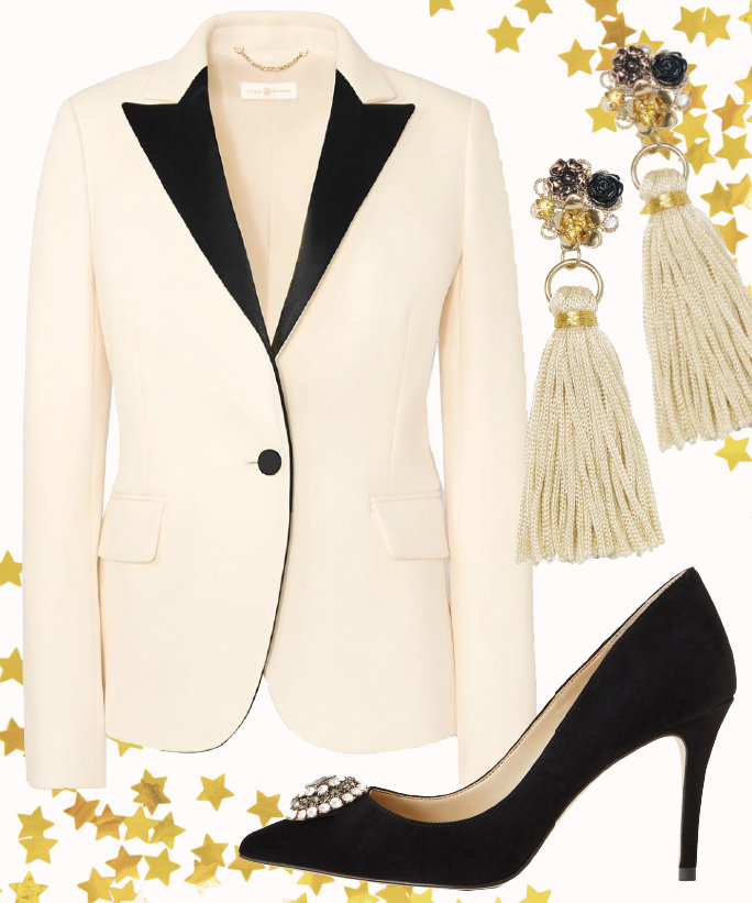 3 Outfits to Take You from the Office to Your Holiday Party