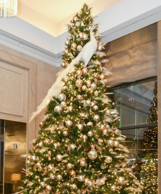 nate berkus christmas timelapse transformation video instylecom