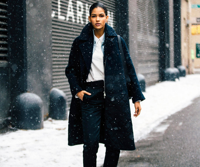 The Fashion Girl's Guide to Making True Winter Wear Look Chic