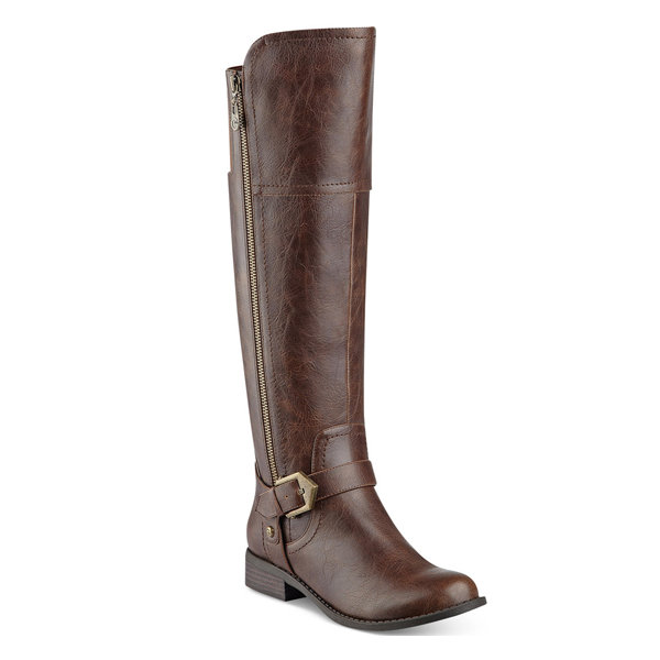<p>Hailee Riding Boots</p>